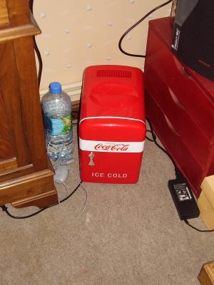 frigo coca cola ma tite life. Black Bedroom Furniture Sets. Home Design Ideas